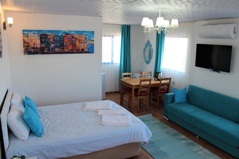 Sunset Triple Room 1, holiday rental in Altinkum
