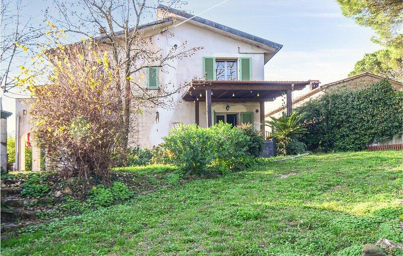 Nice home in Larciano with 4 Bedrooms (ITT331) – semesterbostad i Montevettolini