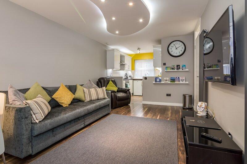 Central Belfast Apartment, aluguéis de temporada em Belfast
