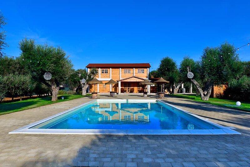 Villa Blu Cobalto - Mesagne, vacation rental in Latiano