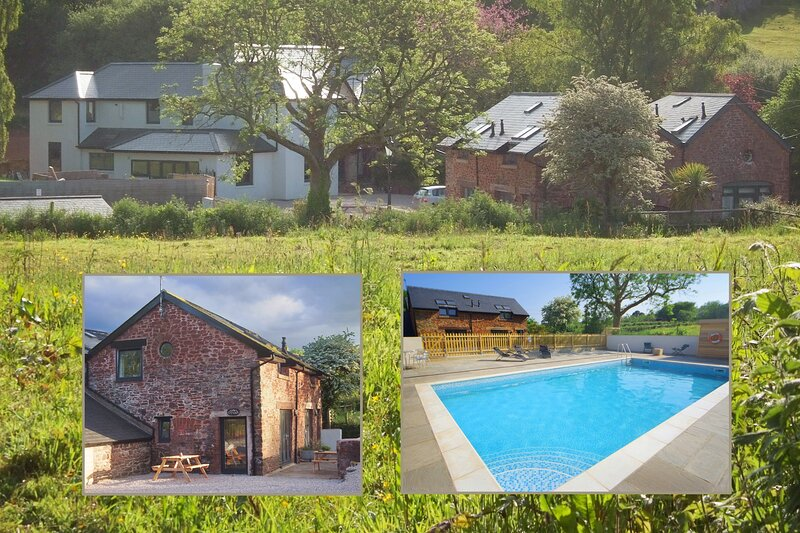 Oak Cottage in Torbay, South Devon - Blagdon House Country Cottages, Ferienwohnung in Paignton