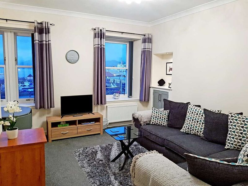 Guildford Apartment - free WiFi, alquiler vacacional en Rothesay
