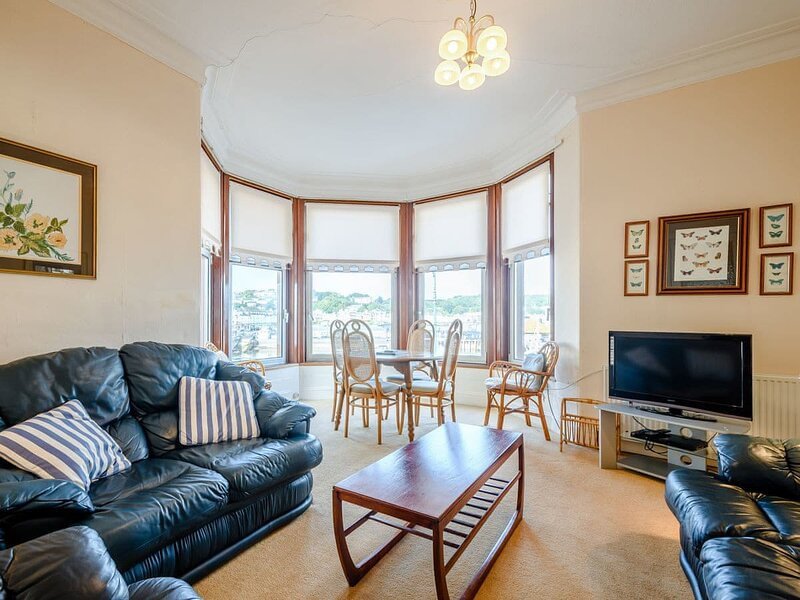 Harbour Flat - Free WiFi, vacation rental in Isle of Bute