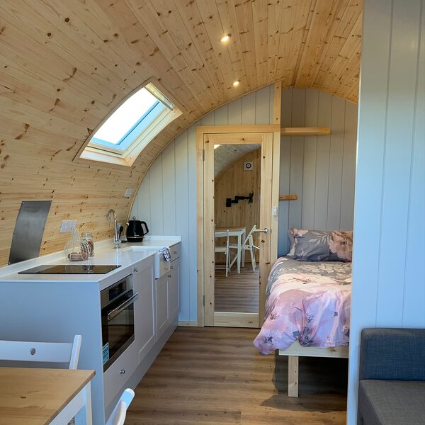 The Stag Pod, holiday rental in Newmilns