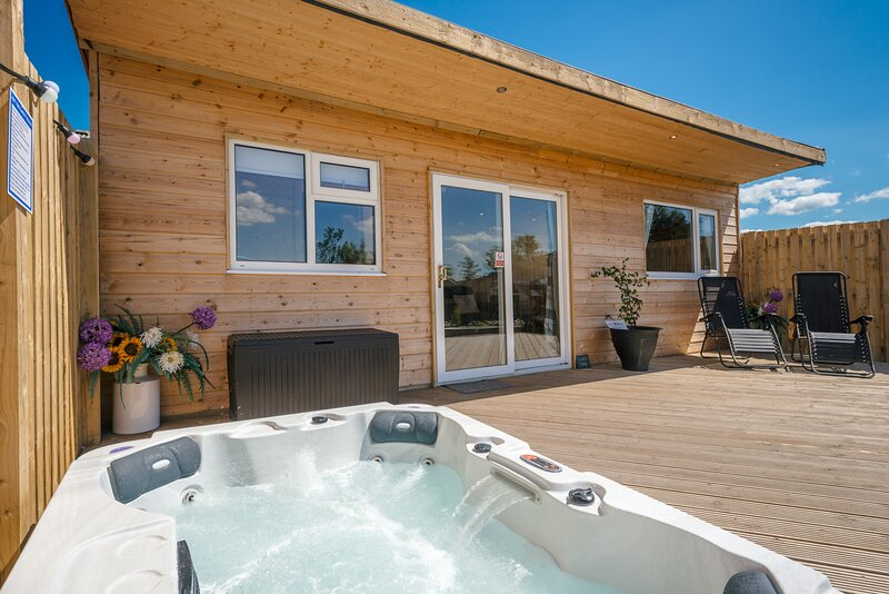 Hazell's Lodge, vacation rental in Muirkirk