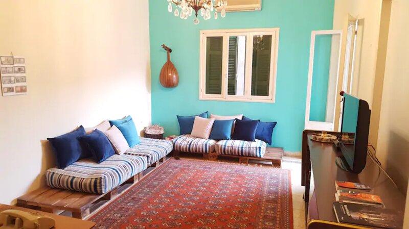 House on Masaad Stairs, alquiler de vacaciones en Aley