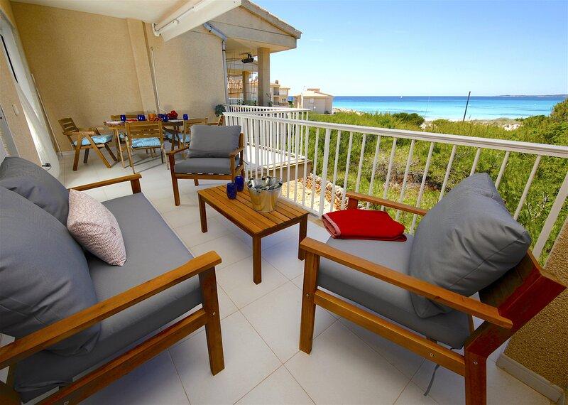 Sweet Home Es Trenc IV, location de vacances à Sa Rapita