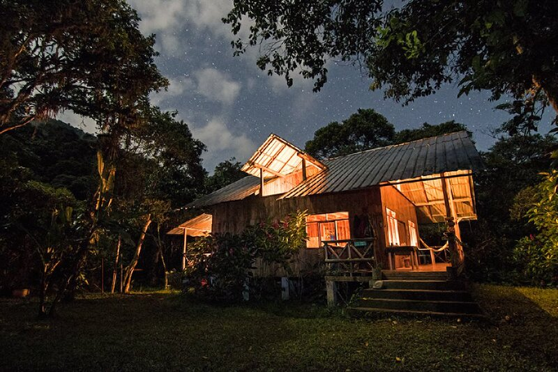 Cloud Forest Cabin, holiday rental in Mindo
