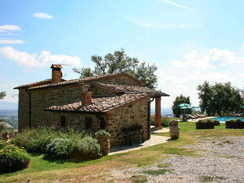 A spasso tra gli ulivi, holiday rental in Badia Al Pino