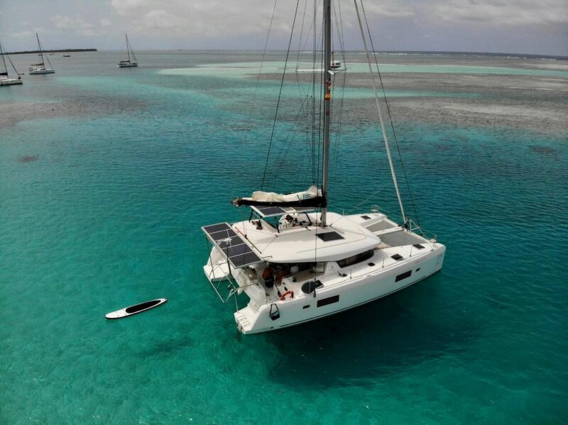 Exclusivo Catamaran, vacation rental in Colon