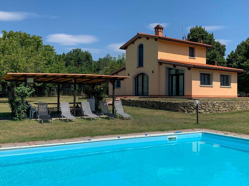 Il Fienile del Casolare, holiday rental in Penna