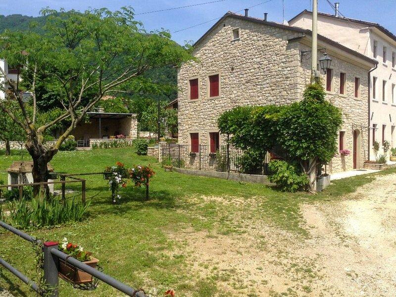 La Corte di Marga, vacation rental in Segusino