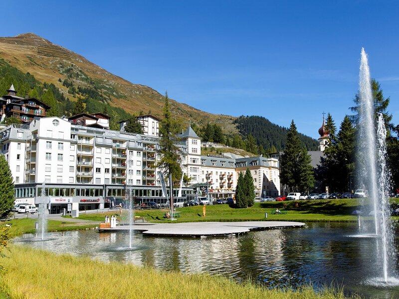 Seehof 434, alquiler de vacaciones en Klosters