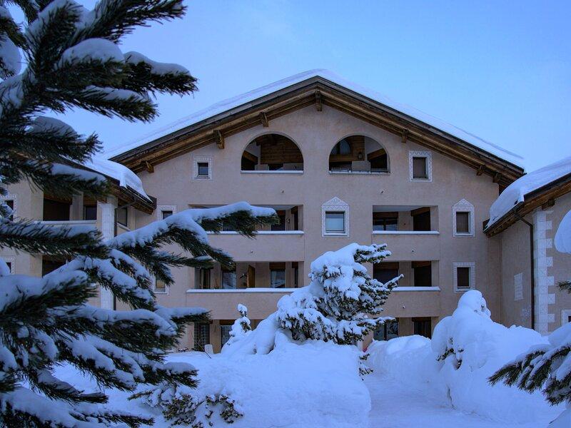 Chesa Ginellas, vacation rental in Sils im Engadin