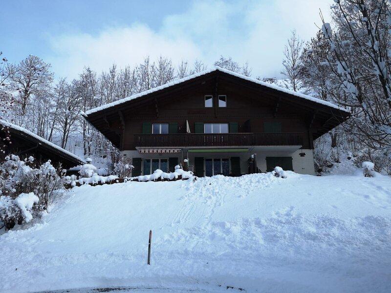 Chalet Flöschhorn, location de vacances à Matten bei Interlaken