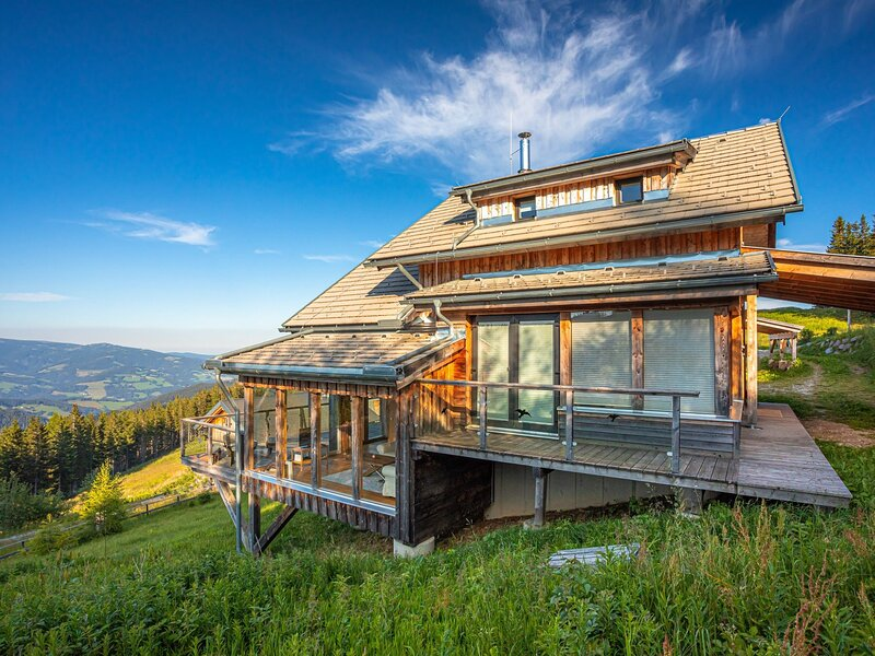 Panoramo, location de vacances à Hirschegg Rein