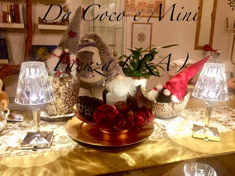 Da Coco e Mini, The travelers' corner, holiday rental in Faenza