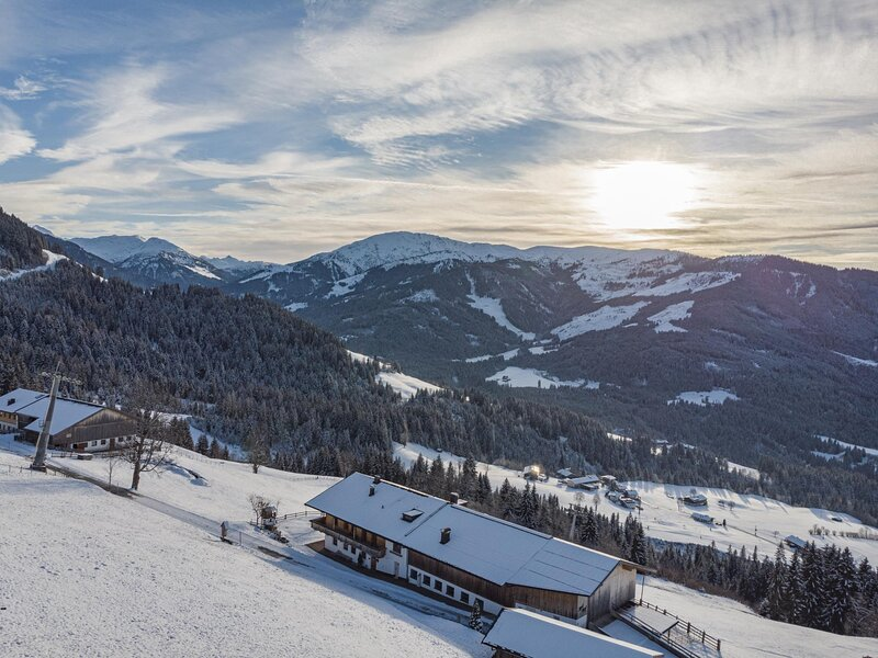 Igl Hof Top 2, holiday rental in Aschau bei Kirchberg