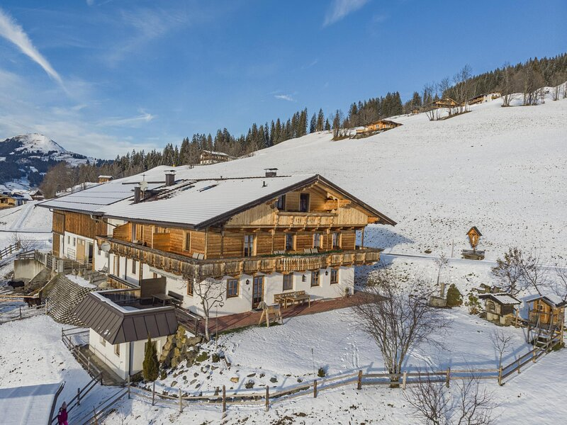 Igl Hof Top 3, holiday rental in Aschau bei Kirchberg