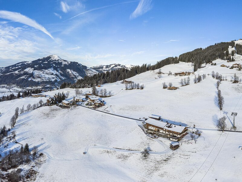 Igl Hof Top 1, holiday rental in Aschau bei Kirchberg