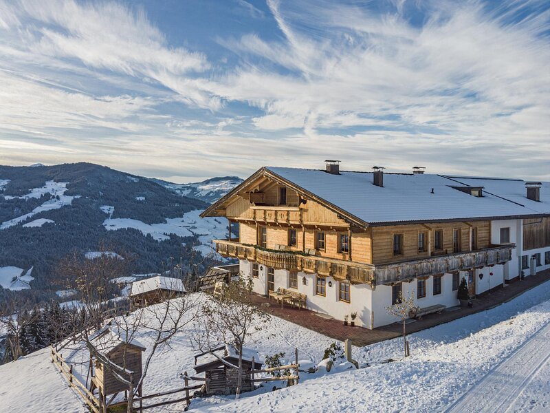 Igl Hof Top 4, holiday rental in Aschau bei Kirchberg