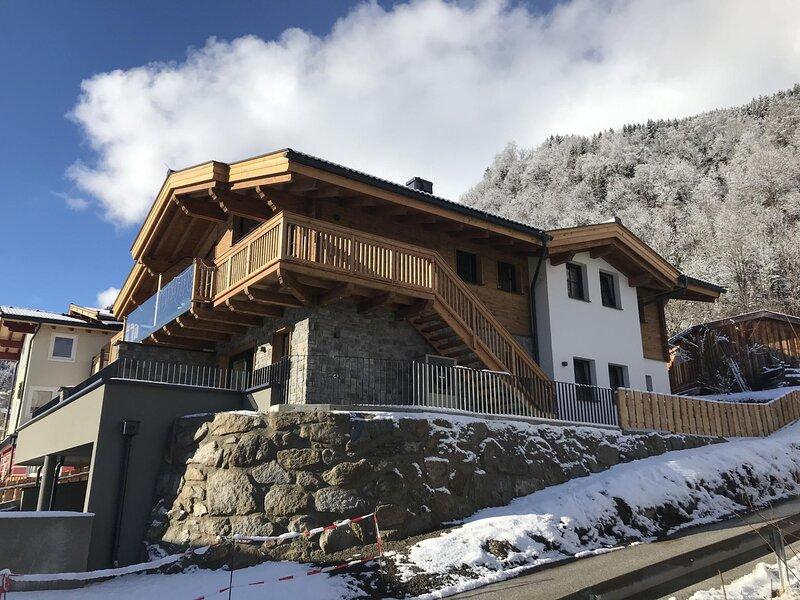 Tauernlodge Berglust, location de vacances à Bramberg am Wildkogel