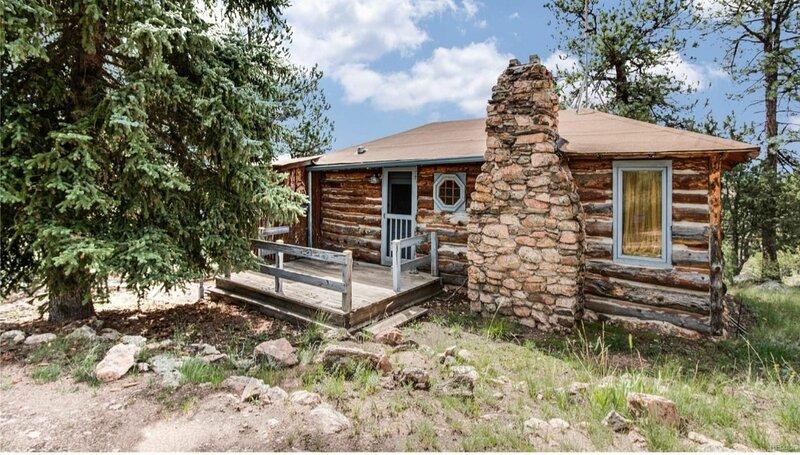 Blue Range Cabin, location de vacances à Pine