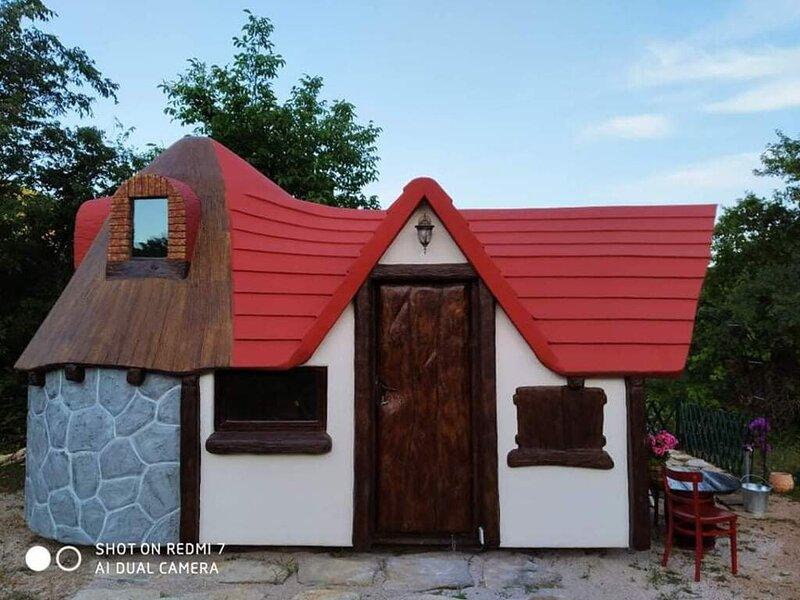Krka Fairytale Little Castle, alquiler de vacaciones en Krka National Park