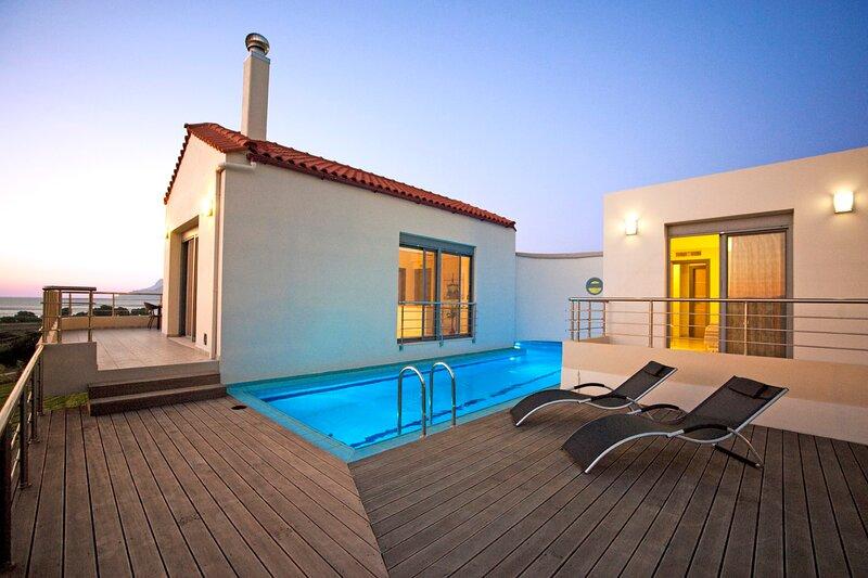 Luxury Villa, Breathtaking Sea & Mountain View!, holiday rental in Koleni