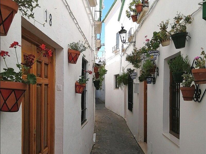 Casa de La Costurera – semesterbostad i Priego de Cordoba
