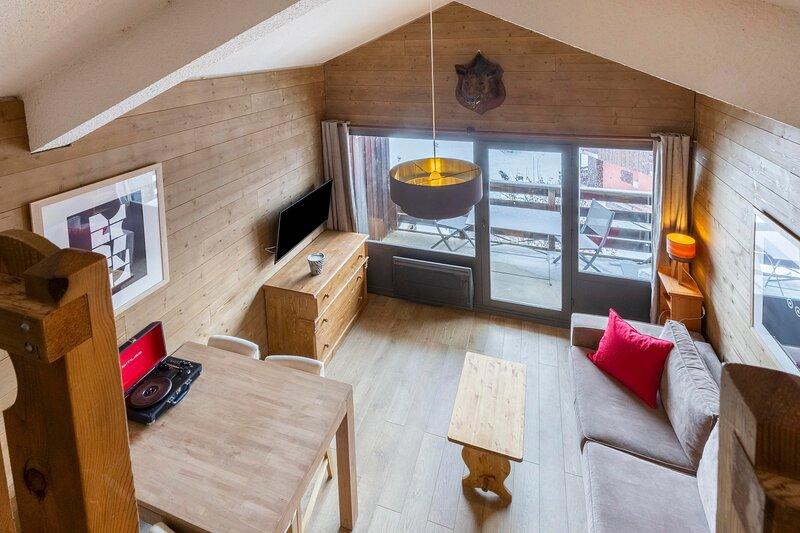 L'Ecrin des 2 Alpes, holiday rental in Saint-Christophe-en-Oisans