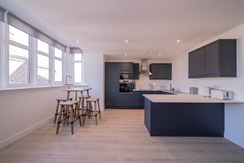 The Old Town Hall - Flat 1, holiday rental in Shellingford