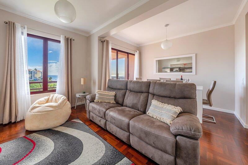 Serrado do Mar 2 bedroom, alquiler vacacional en Câmara de Lobos
