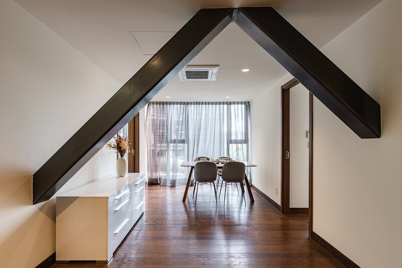 Casai Santa Fe |2 BR| Modern Oasis, holiday rental in La Marquesa