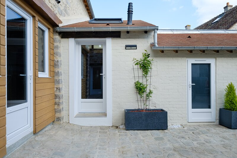 Loft de L'Oursonnière de Bleau, holiday rental in Soisy-sur-Ecole