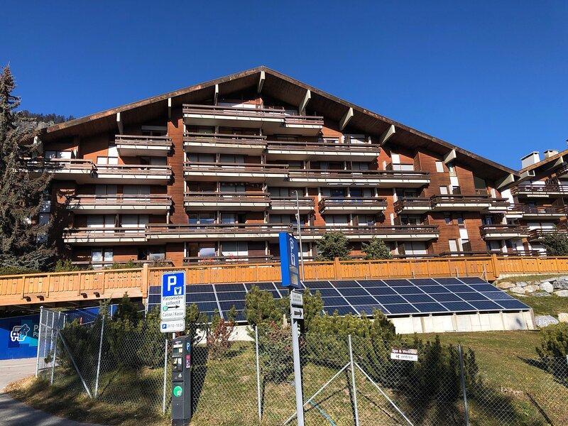 Suisse Anzère / studio, vacation rental in Grimisuat