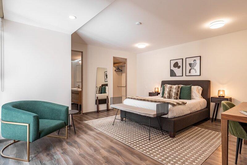 Casai Polanco   3BR   Luxury Apartment, vacation rental in Tlalnepantla