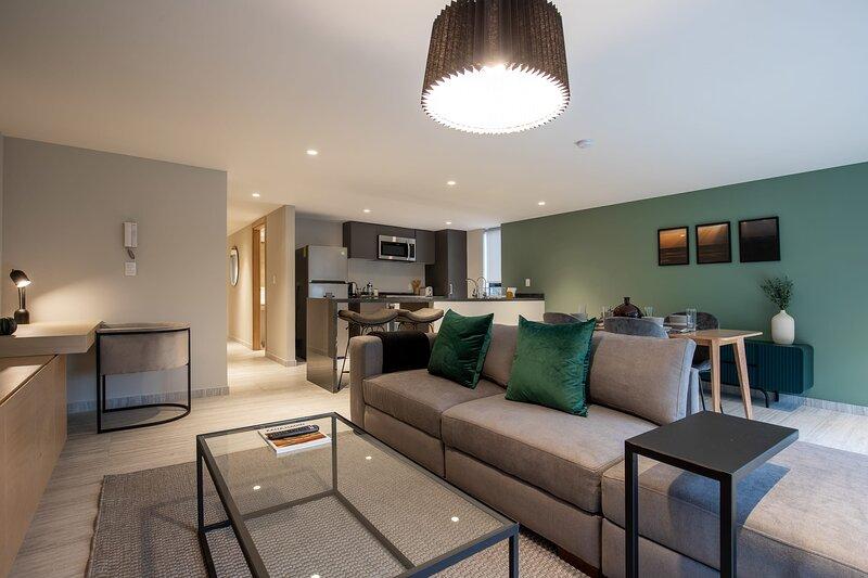 Casai Polanco | 2 BR | Luxury Apartment, holiday rental in San Agustin Buenavista