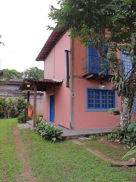 O seu lugar no paraíso, holiday rental in Ilhabela