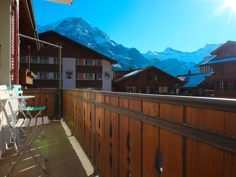 Pierenhus 1.Stock, vacation rental in Adelboden