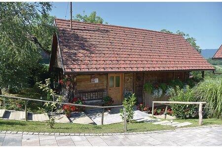 Homestead Bahor, holiday rental in Presika