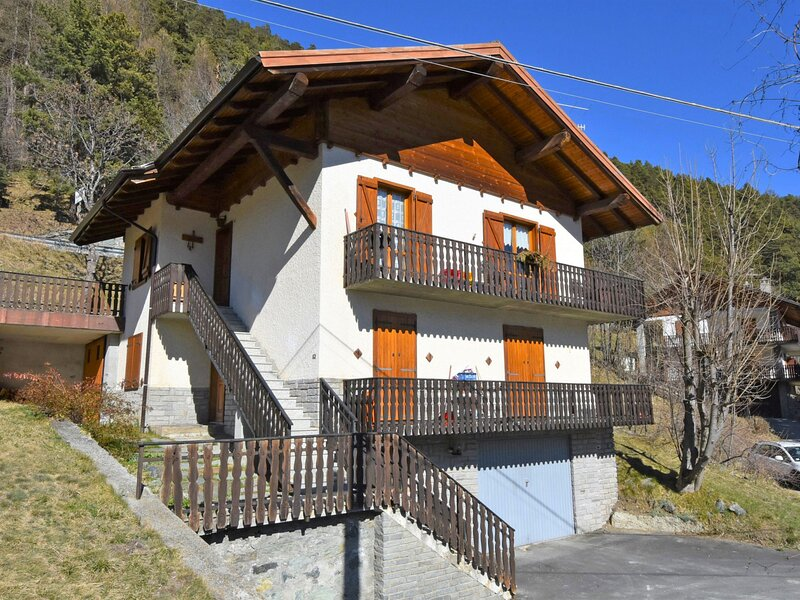 Barasc, vakantiewoning in Gressoney Saint Jean