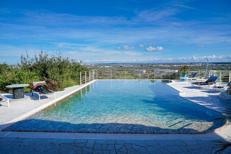 Big Sea Apartment - Alliste, location de vacances à Felline