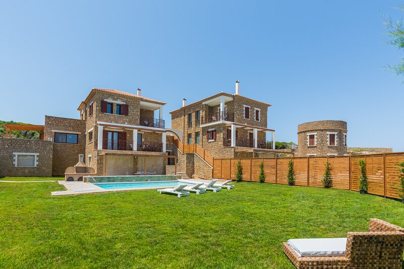 Tower Villa with Private Pool, holiday rental in Vasilikos