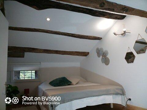Maison capacité 5 personnes au pied des montagnes, location de vacances à Le Bousquet d'Orb