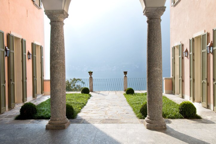 Villa Giudici Luxury app on the Lake, alquiler vacacional en Nesso
