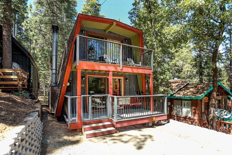 1946-Wolf Cub Cabin, casa vacanza a Moonridge