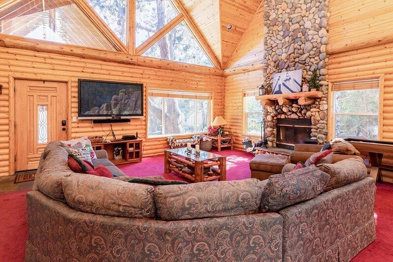 1950 - Grizzly Bear Getaway, location de vacances à Moonridge