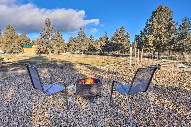 Private Exterior Space | Horse Friendly | Pet Friendly
