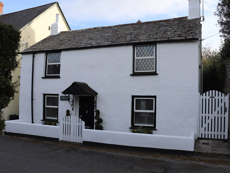 Hawthorn Cottage, St Teath, holiday rental in Treveighan